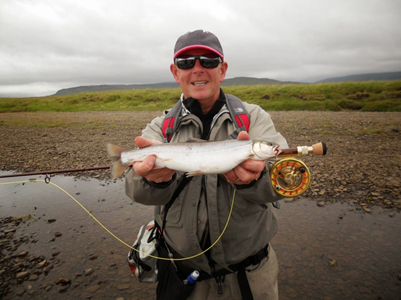 Iceland – Client trip report Haukadalsa and Reykjadalsa rivers