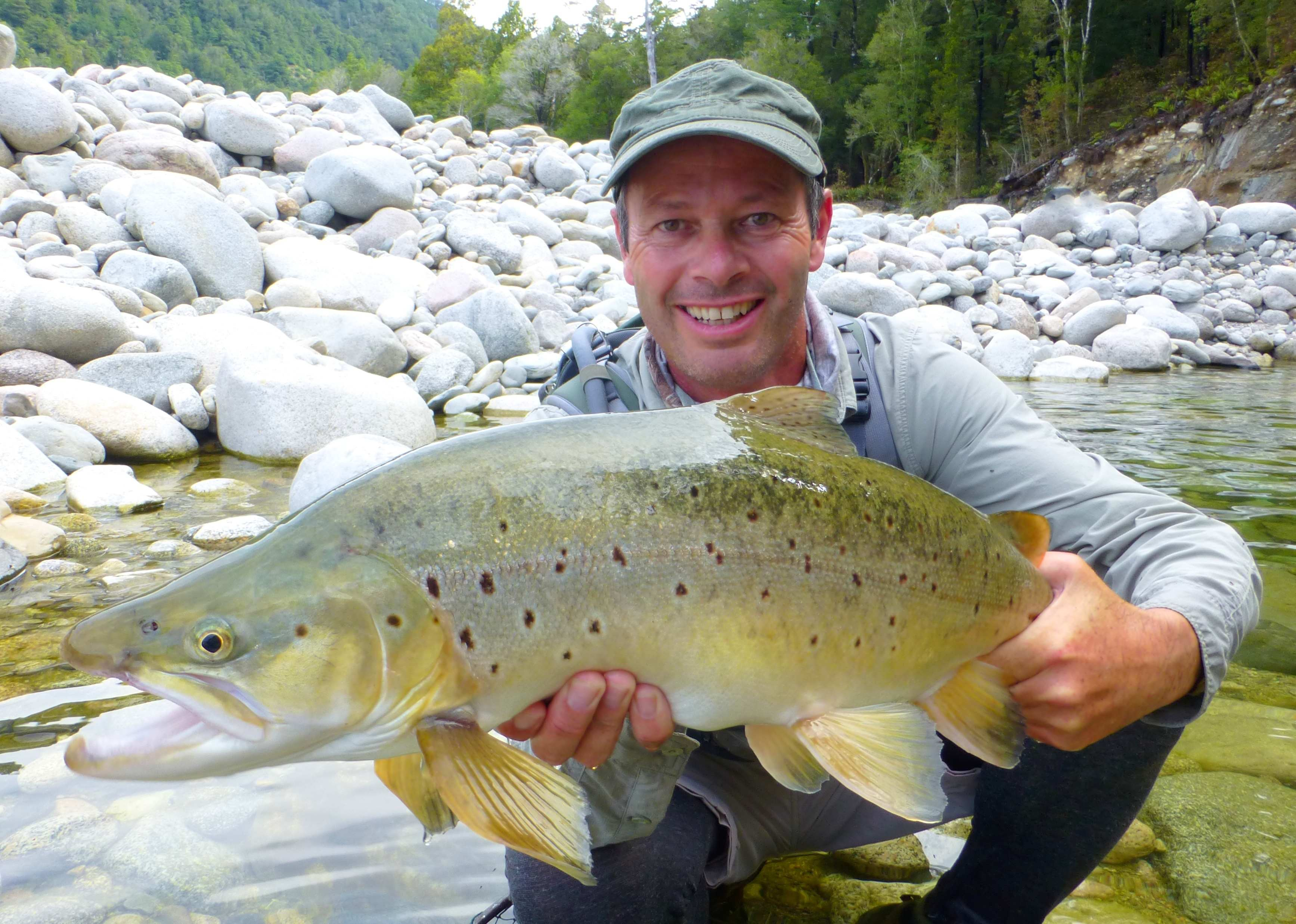 Fly fishing in new zealand fly odyssey blog for New zealand trout fishing