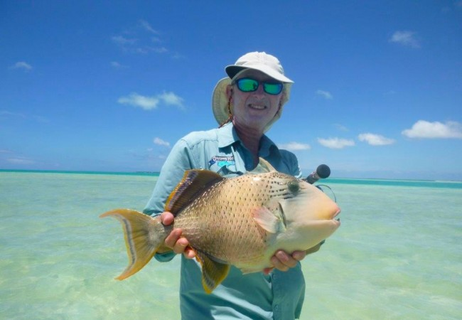 Fly Fishing Christmas Island – Recent client images