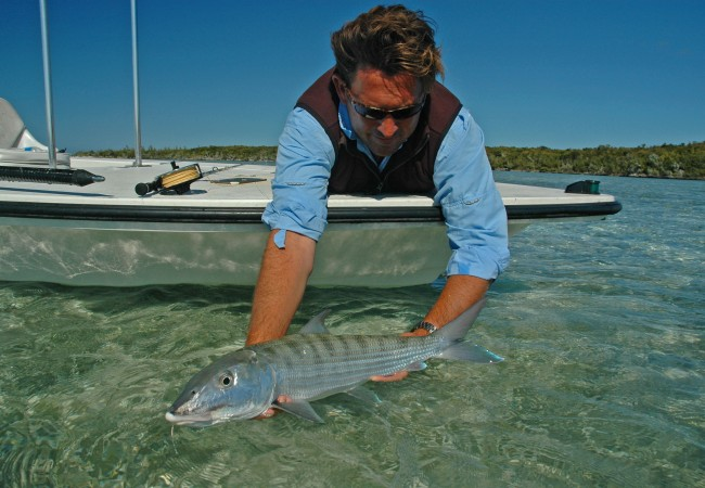 Grand bahama fly odyssey blog for Fly fishing bahamas