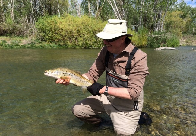 Fly Fishing New Zealand – Early Season client feedback