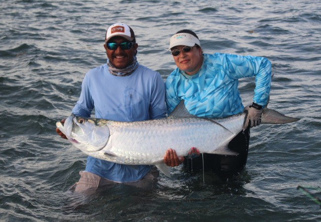Fly fishing in Belize, El Pescador Lodge – Client report