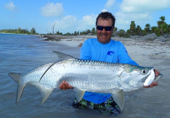 Fly fishing Cayo Largo Cuba, November 2016 – Client feedback