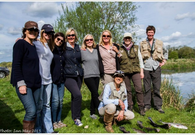 Ladies Fly Fishing Days