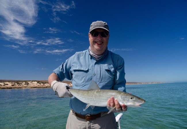 Fly Fishing Exmouth Australia – Client report