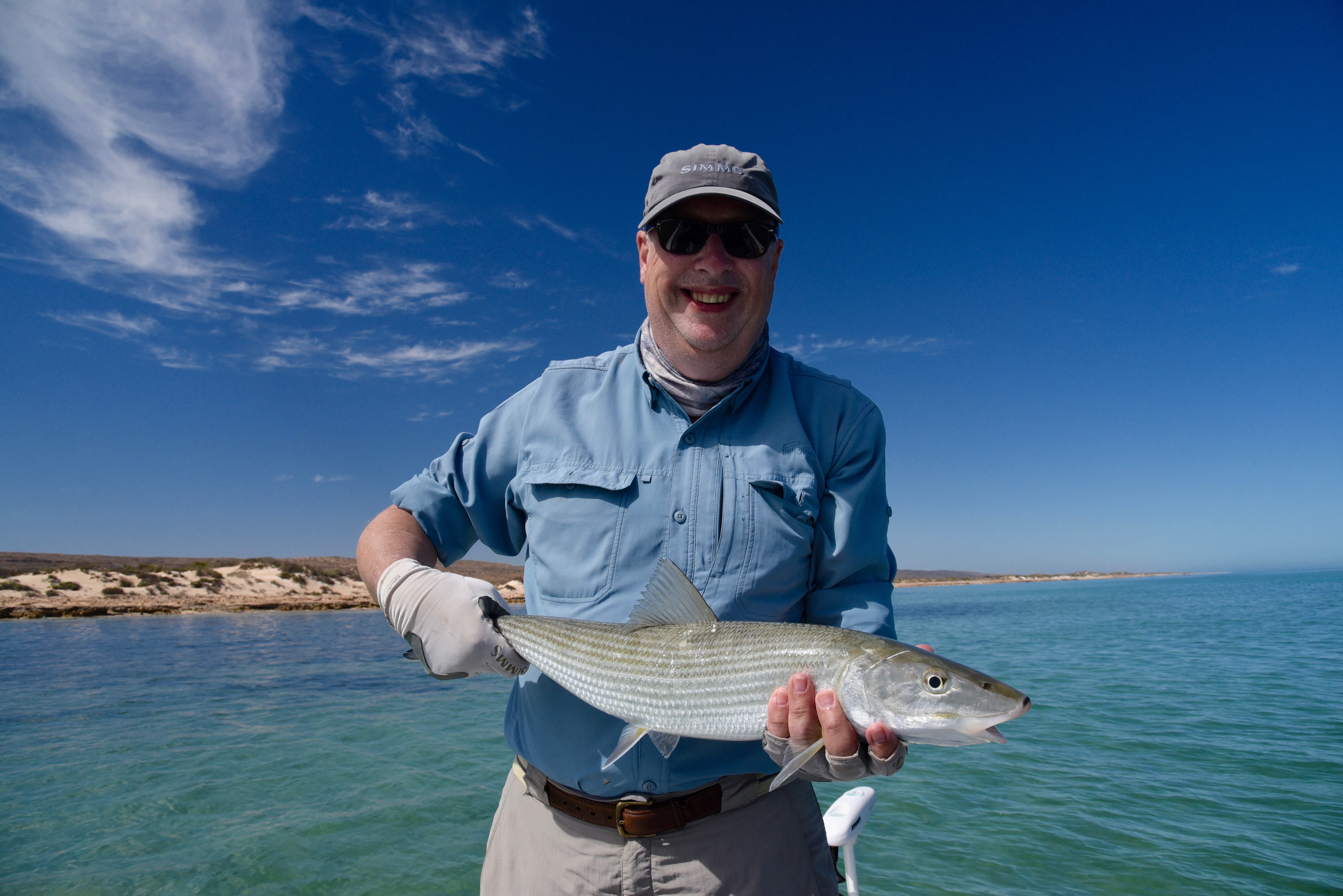 Fly fishing exmouth australia fly odyssey blog for Fly fishing blog