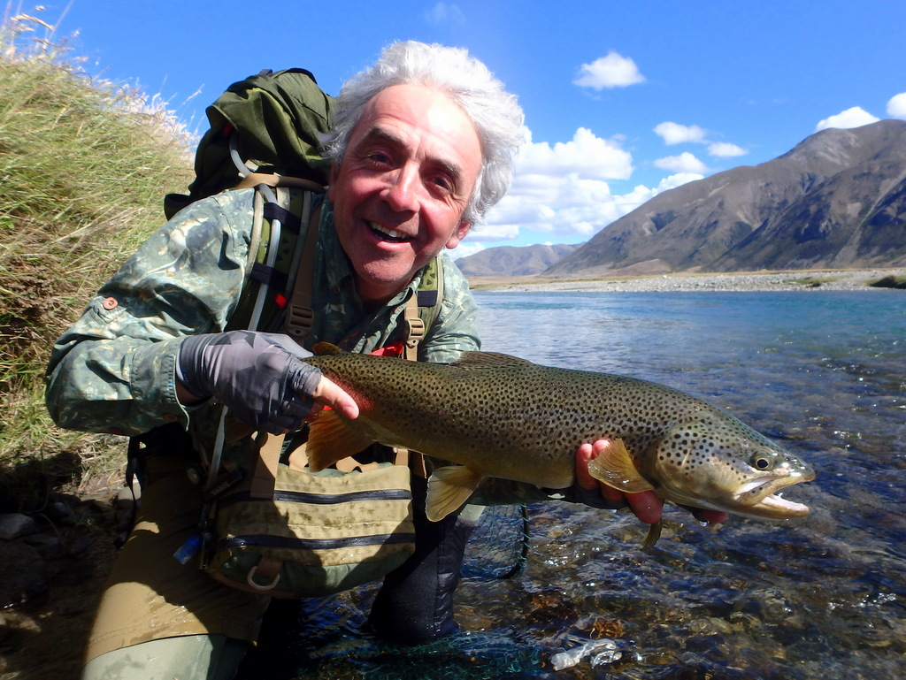 Fly fishing new zealand hosted trip report fly odyssey blog for New zealand fly fishing