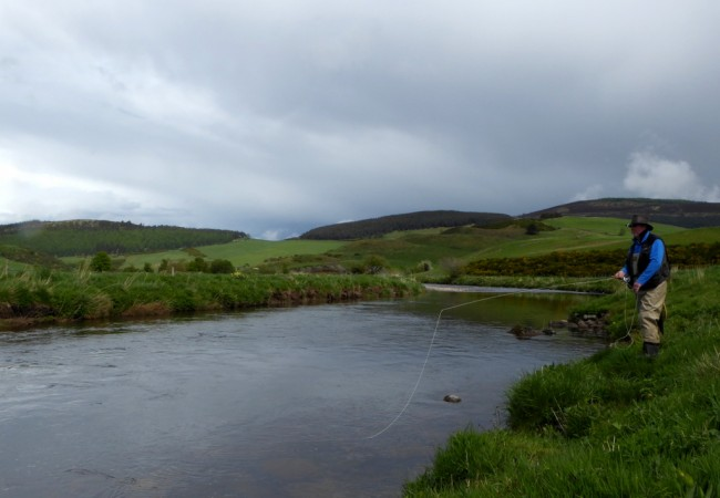 Paul Procter brown trout course report – Scotland