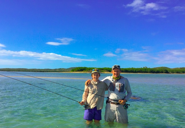 Fly Fishing New Caledonia, Client Report
