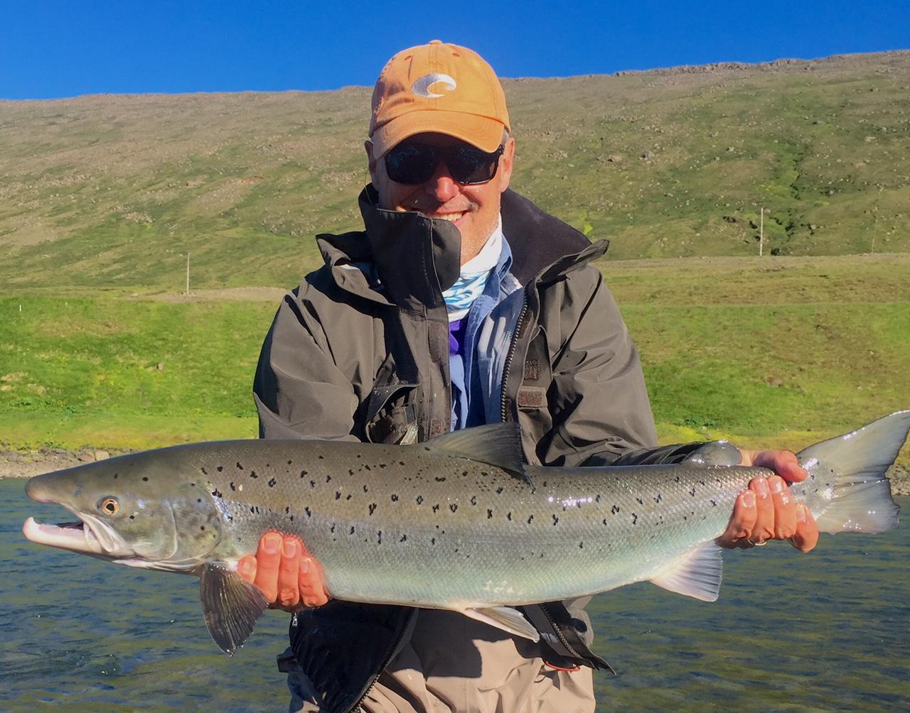 Atlantic salmon fishing in iceland fly odyssey blog for Salmon fishing season