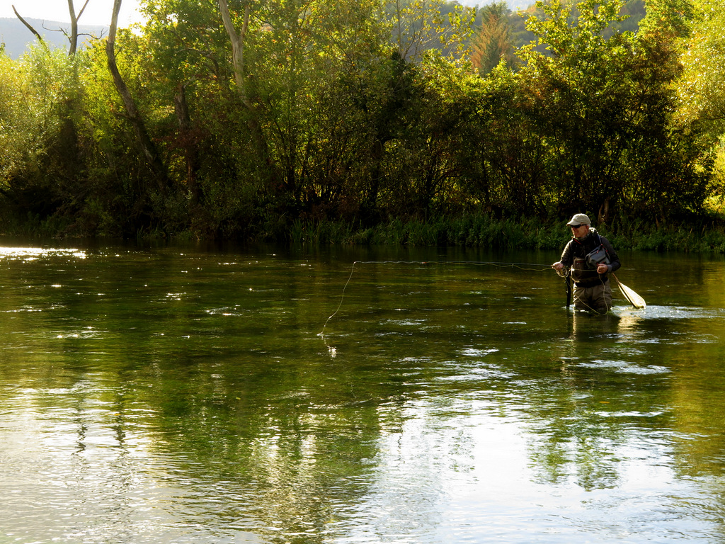 Fly fishing in bosnia fly odyssey blog for Colorado fishing trips