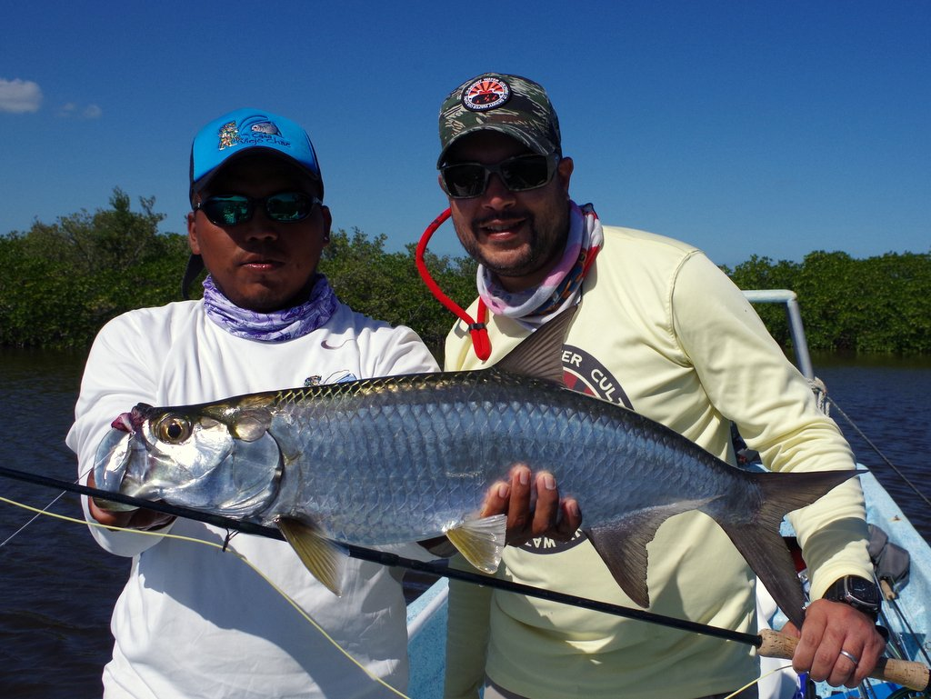 Fly fishing in mexico fly odyssey blog for Fishing in mexico