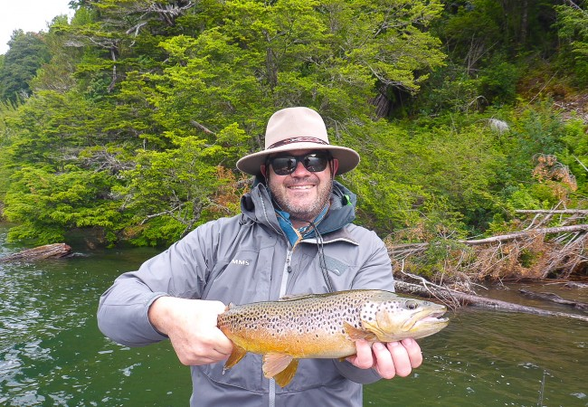 Fly fishing Chilean Patagonia – Client Report