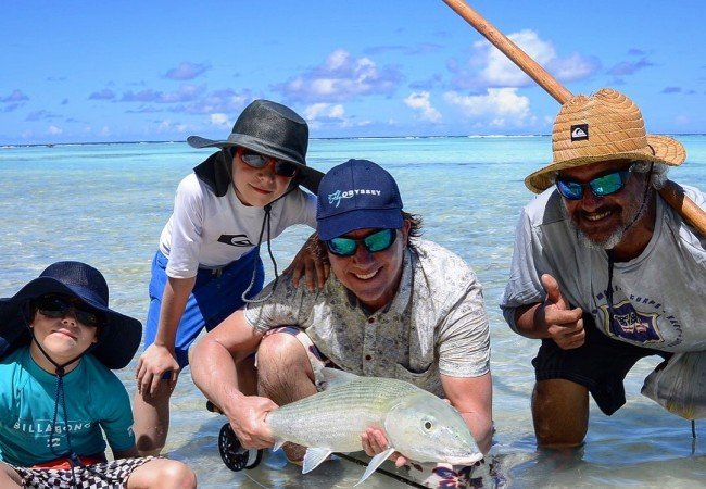 South Pacific – Most luxurious Fly Fishing Destinations