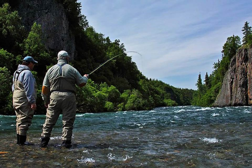 Freshwater fly fishing in alaska with fly odyssey for Alaska freshwater fish