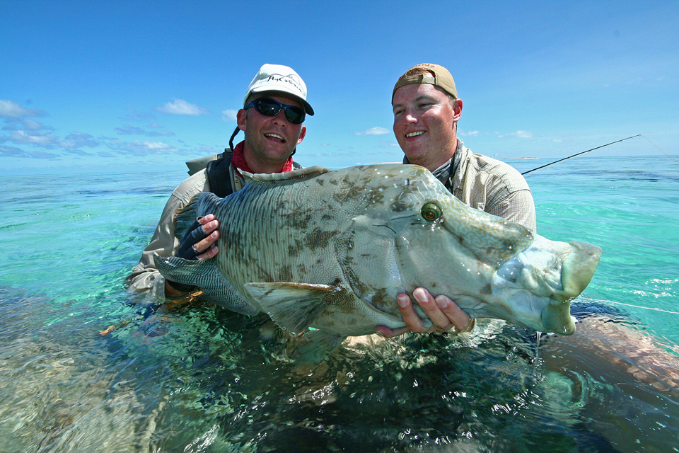 Seychelles providence atoll saltwater fly fishing with for Seychelles fly fishing