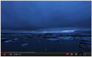 Watch video of Fly Fishing in Iceland, 2012