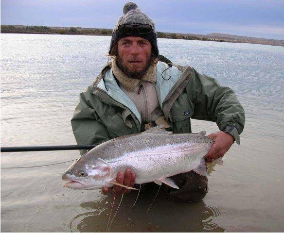 Fly odyssey newsletters argentina fly fishing santa for Santa cruz fishing report